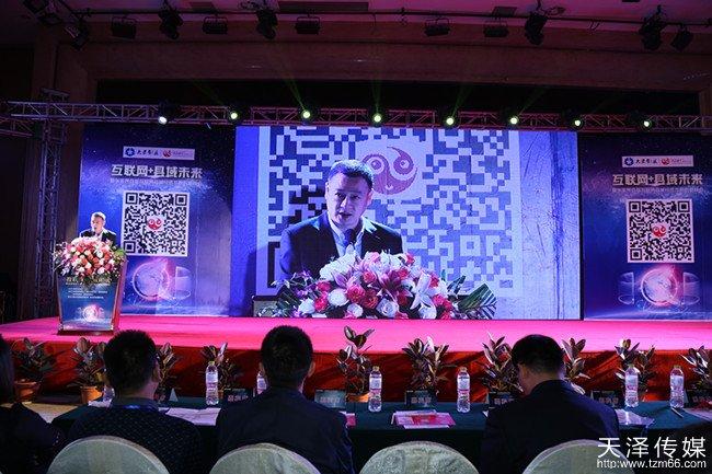 互联网+县域经济暨张家界首届互联网县域经济发展创新峰会专家发言